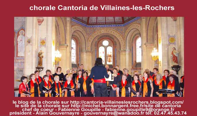 La Carte De Visite Cantoria
